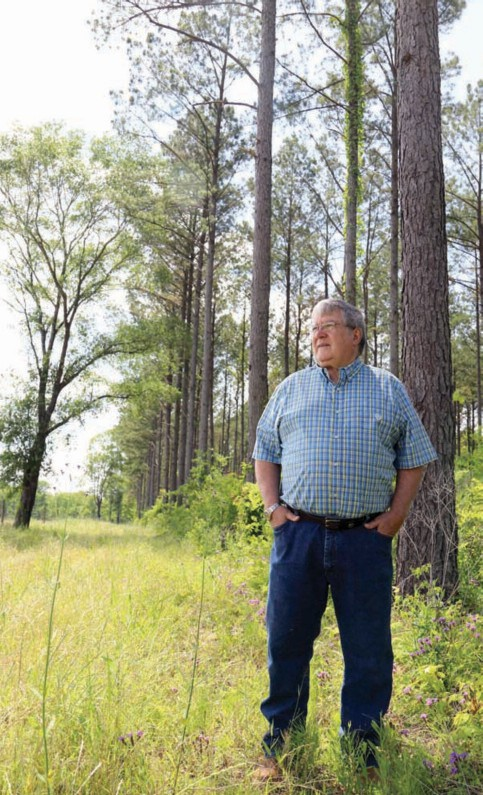 Timber prices are skyrocketing in the wake of the coronavirus pandemic, while landowners like Elliott Poole, who owns timberland in Clarke and Sumter counties, face stagnant timber values.